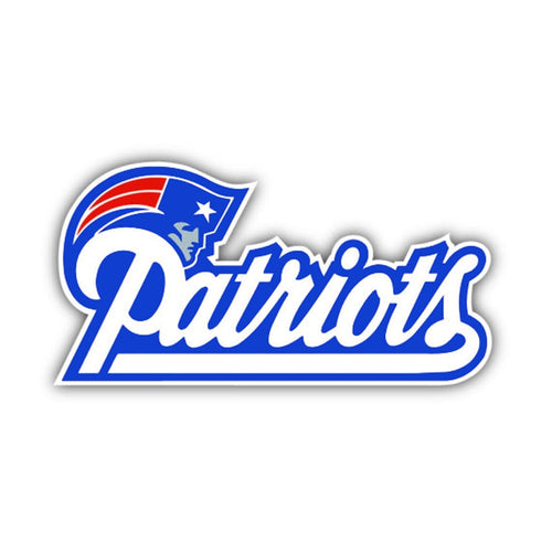 Patriot Car Decal
