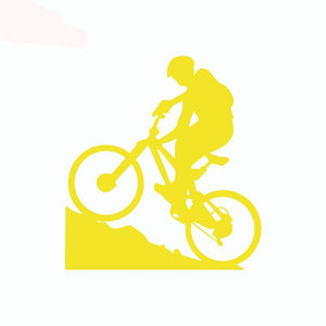 Bicycle Boy™ Car Decal