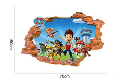 Load image into Gallery viewer, Paw Patrol Wall Decal