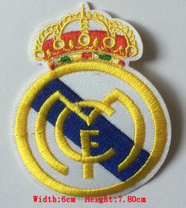 Football Badges Iron On Patches