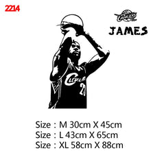 Load image into Gallery viewer, Basketball NBA Wall Decals
