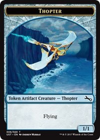 Thopter // Thopter [Unstable Tokens] | Chimera Gaming