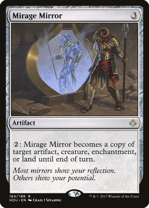 Mirage Mirror [Hour of Devastation] | Chimera Gaming