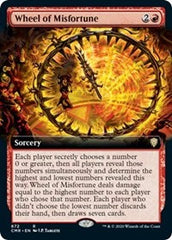 Wheel of Misfortune (Extended Art) [Commander Legends] | Chimera Gaming