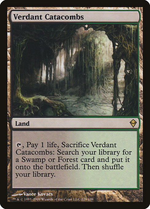 Verdant Catacombs [Zendikar] | Chimera Gaming