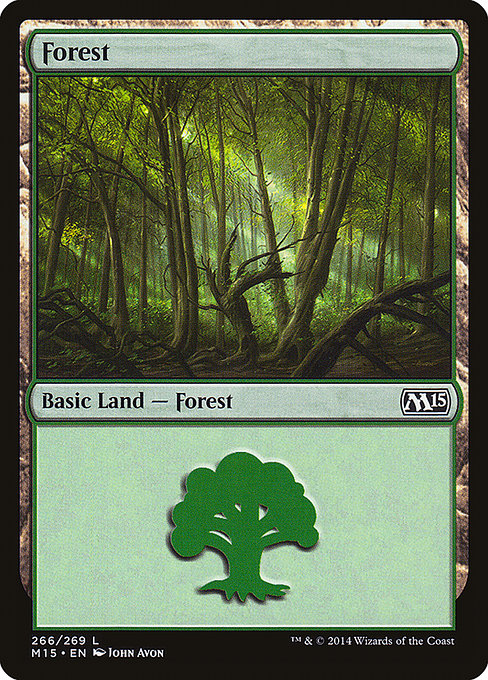 Forest [Magic 2015] | Chimera Gaming