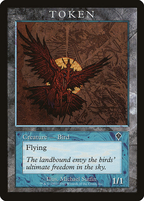 Bird [Magic Player Rewards 2001] | Chimera Gaming