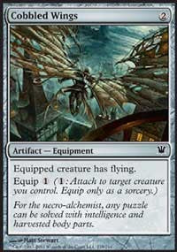 Cobbled Wings [Innistrad] | Chimera Gaming