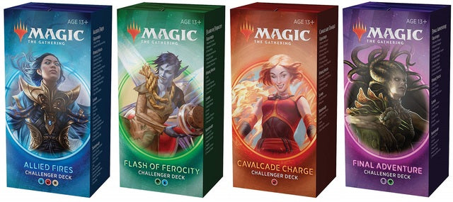 Challenger Decks 2020 | Chimera Gaming