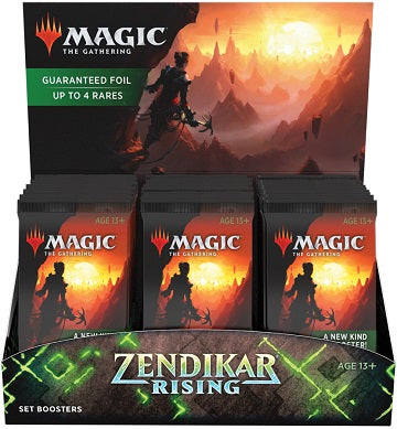 Zendikar Rising Set Booster Box | Chimera Gaming