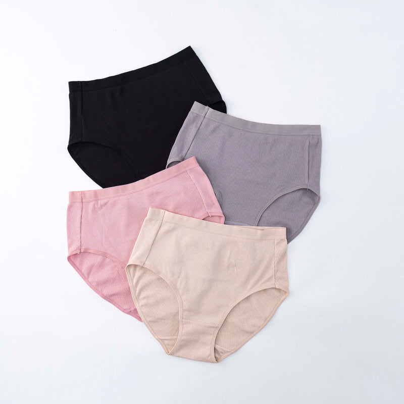 Delicate Warm Maxi Pack of 4 Panties