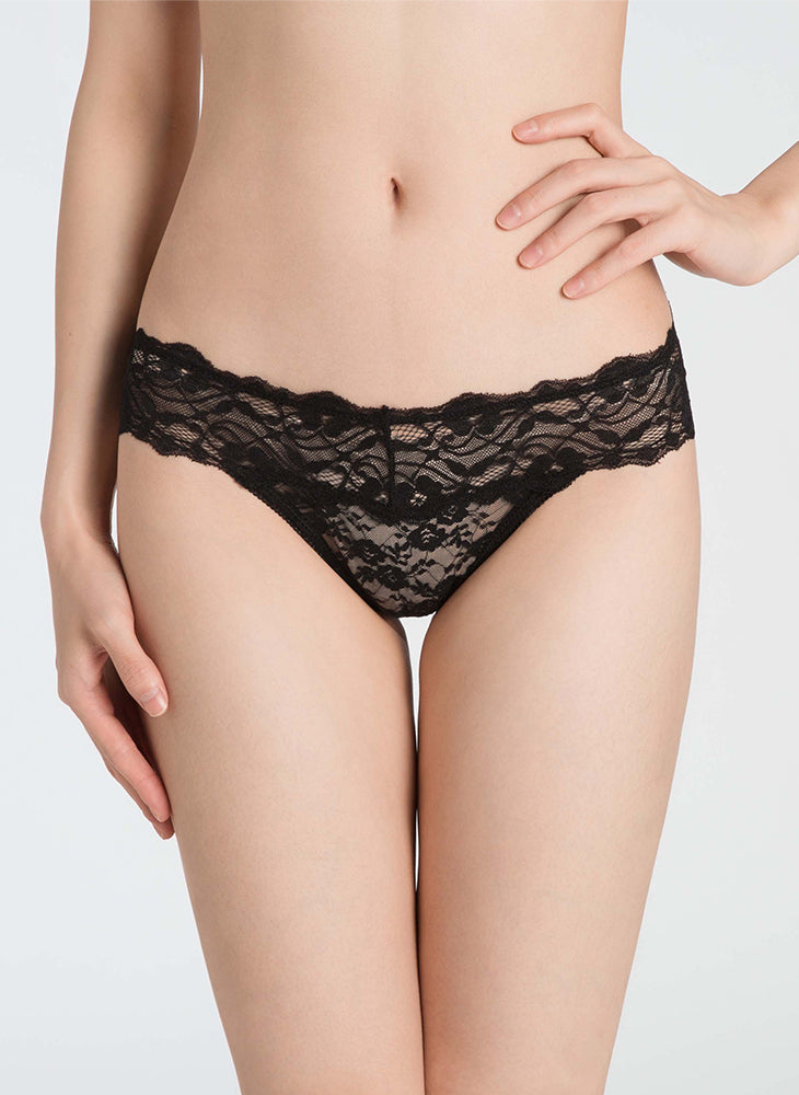 Allover Lace 2 G-String
