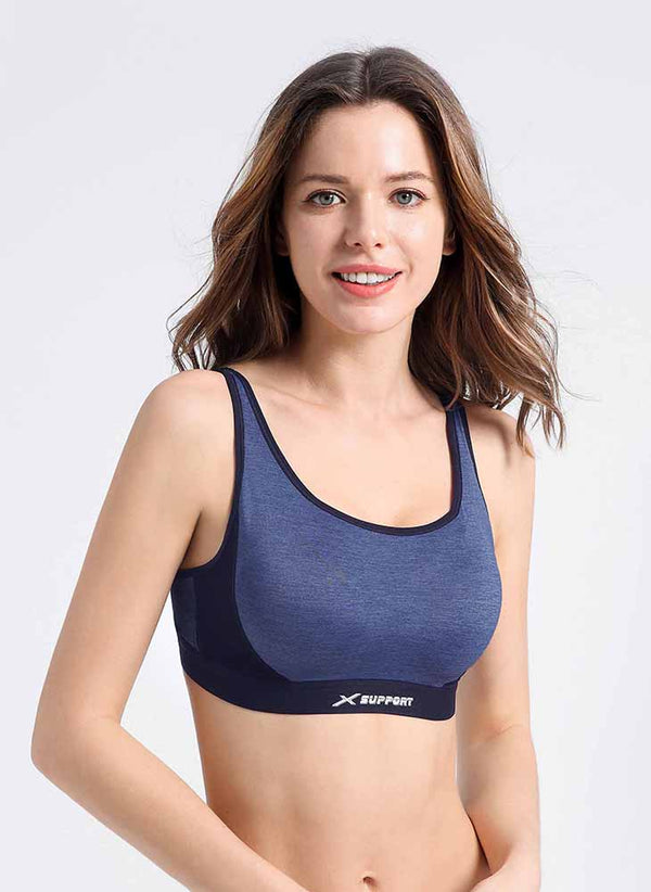 X-Support Strata Medium Impact Active Bra