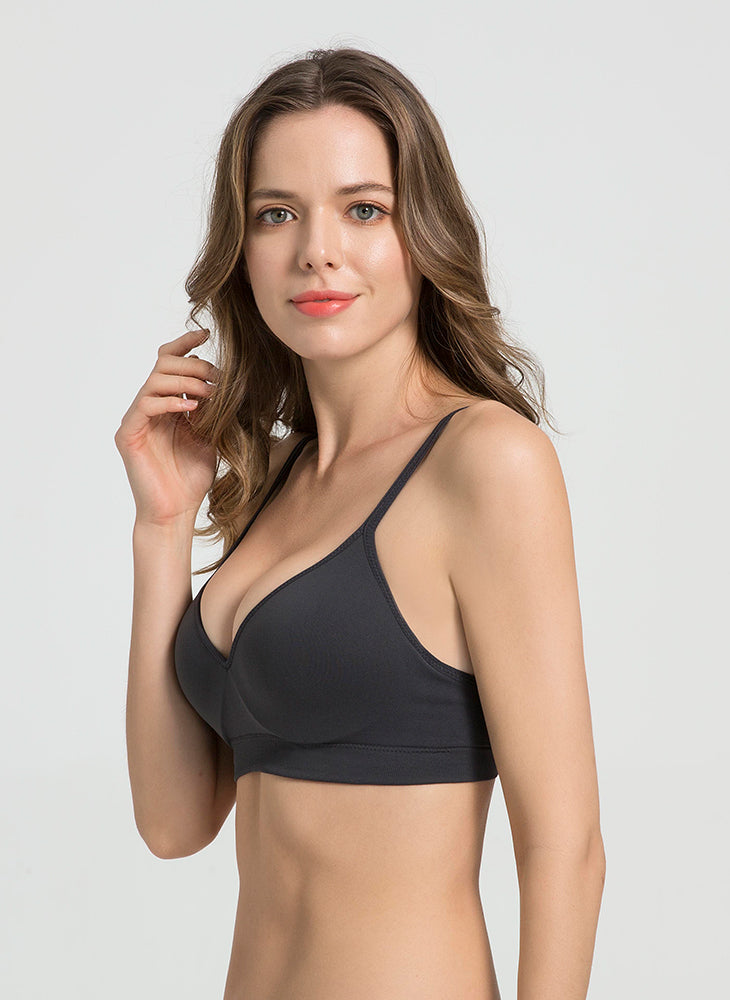 Seamless Underwired Everyday Bra