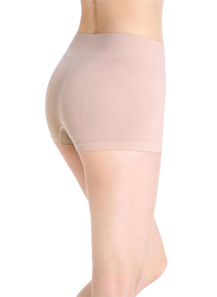 Seamless Hot Pant Box Shorts