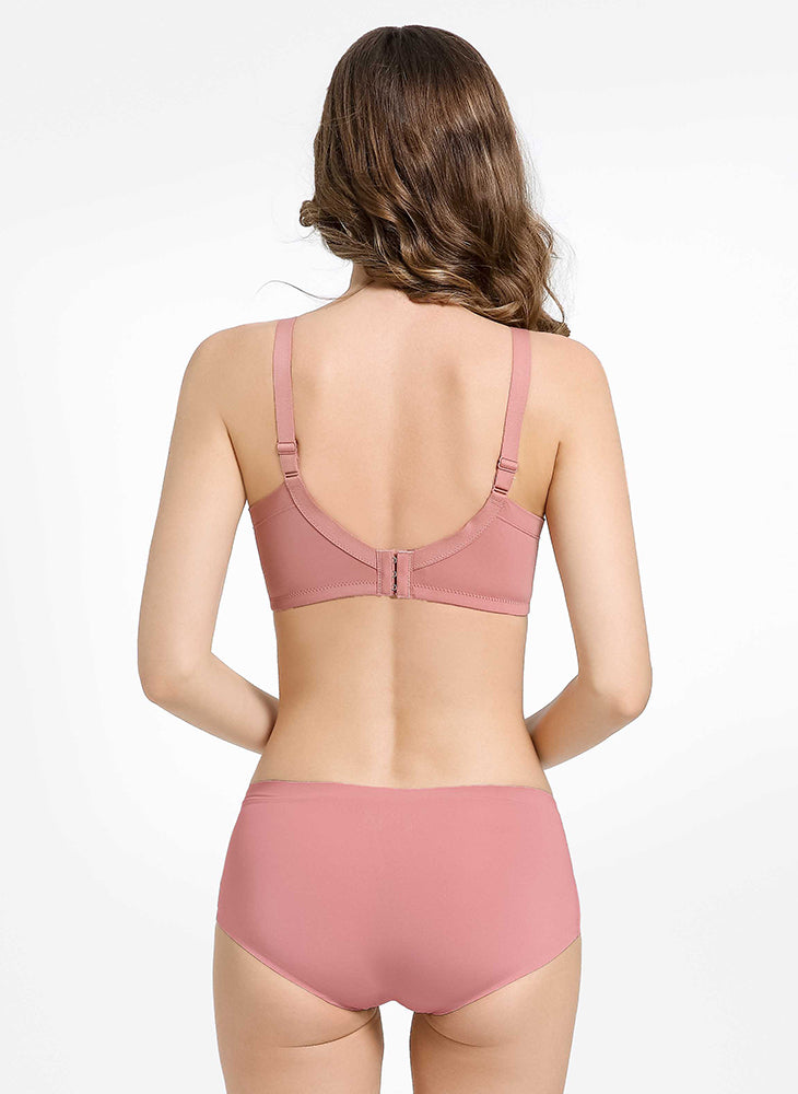 Teddy Comfort Wireless Full Cup Plus Padded Bra
