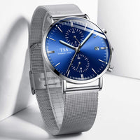 Quartz Chronograph Luminous Mesh BandT5021033
