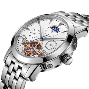 Automatic Tourbillon Moonphase Watch T8030C1