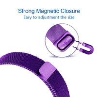 Mesh Loop Magnetic Closure M157204