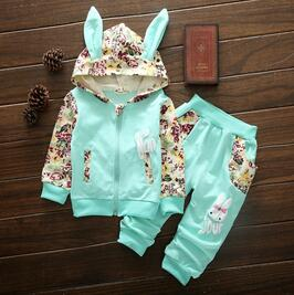 Long Sleeve Print Suit