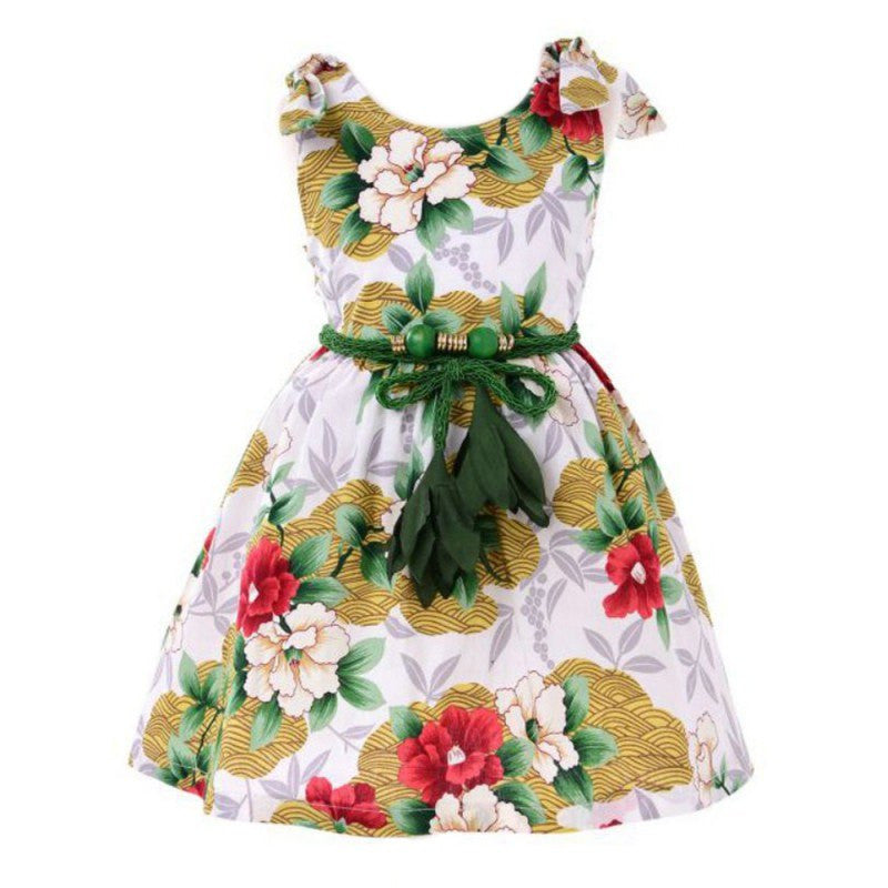 Cotton Party Dress