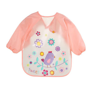 Waterproof Long-sleeved Bib