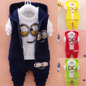 Hooded Despicable Me 2 Minion Sets