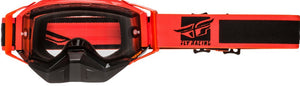 ZONE SNOW GOGGLES Orange/Black