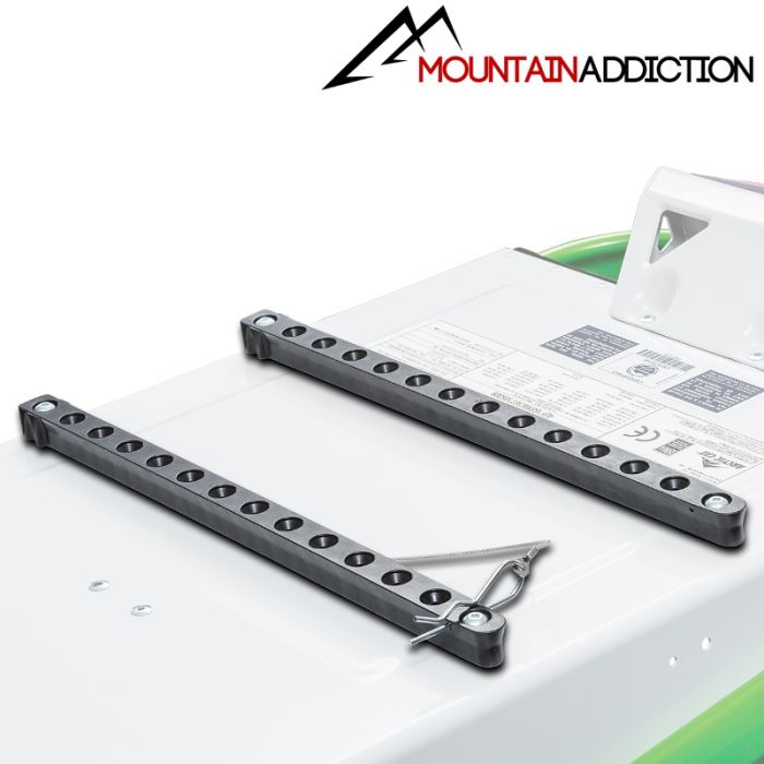 Arctic Cat Mountain Addiction Tunnel Rail Mounts - 2009-2019 ZR F XF M 7639-204