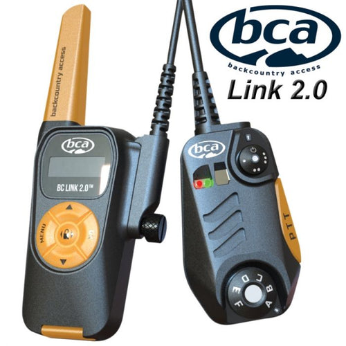 Arctic Cat BCA Backcountry BC Link 2.0 Group Communication System - FRS GMRS 2-Way Radio 8639-114