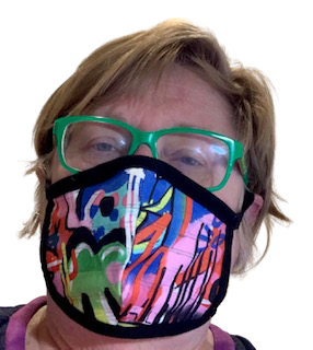Face Masks - Graffiti - Yum Treats Online