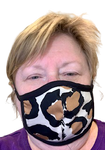 Face Masks - Leopard - Yum Treats Online