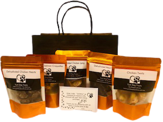Dehydrated Sample Bags - Yum Treats Online