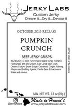 Load image into Gallery viewer, Pumpkin Crunch