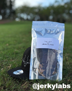 maple garlic jerky jerkylabs