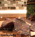 lemon grass lemongrass jerky jerkylabs