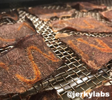 maple sriracha jerky jerkylabs