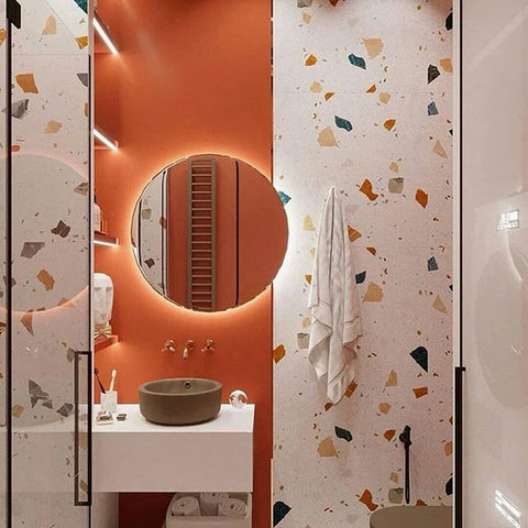 Tiles Cretalia-Mosaic is the new trend-hand made cement tiles