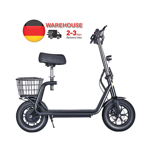 electic scooter with seat 1
