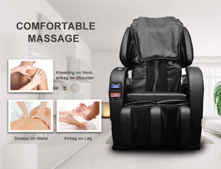 High-Tech Commercial Coin Operated Massage Chair
