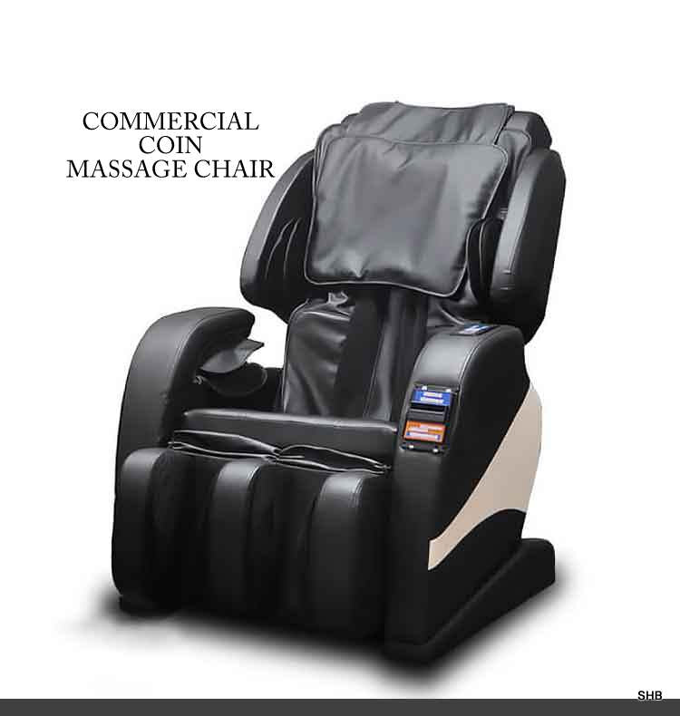 Commercial Coin Operated Massage Chair-international Shipping