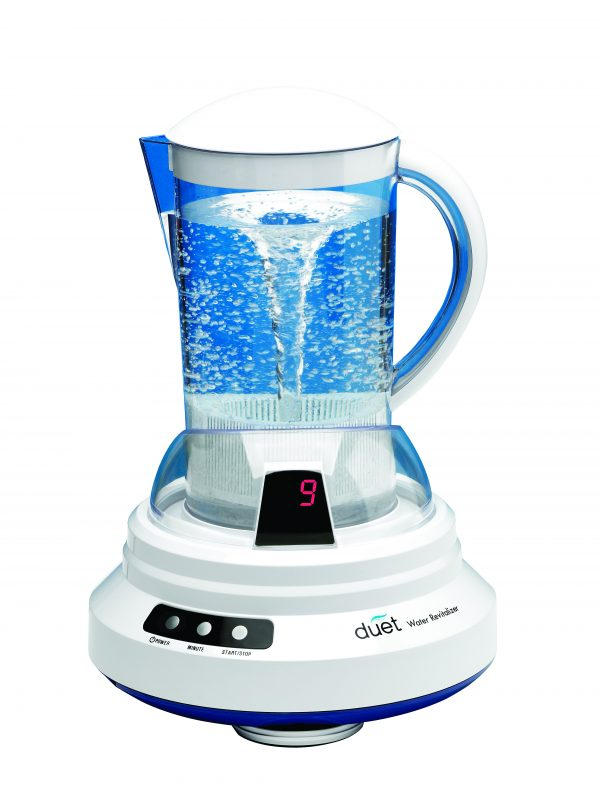 Smart Water Revitalizer-High Levels of Oxygen and Vital Energy