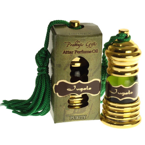 Perfume Attar Oil Jugala for Purity - 3ml No Parabens No Phthalates No Dyes Oil