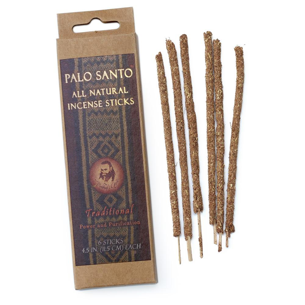 Authentic Palo Santo Traditional Incense Sticks - Power & Purification