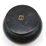 Mortar and Pestle India All Natural Onyx Hand-carved Handmade Spice Grinder 4""
