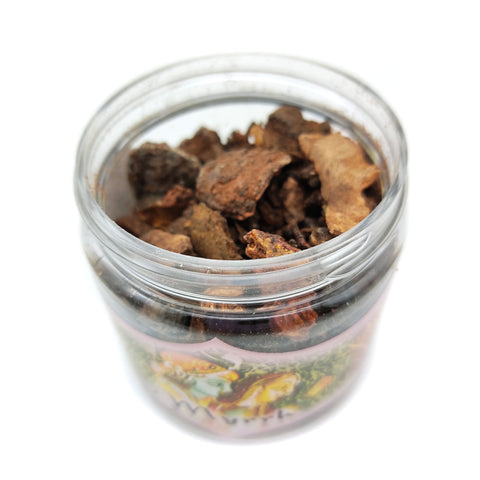 Natural Vegan Myrrh Resin Incense Handmade Jar 2.4 Ounces Aromatherapy