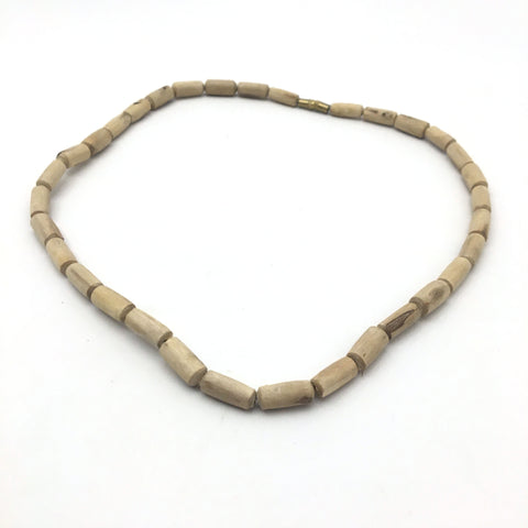 Pure Kunti Kanthi Mala Tulasi Tulsi Holy Beads Necklace Natural Handmade