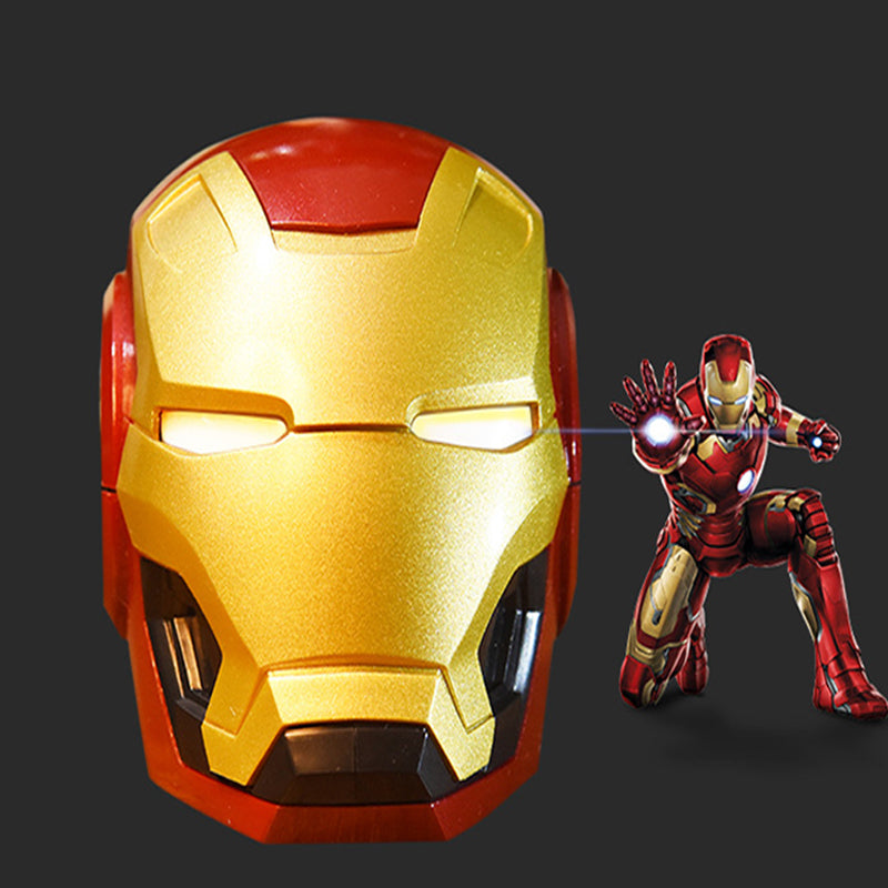 Hot Style Iron Man Bluetooth Speaker