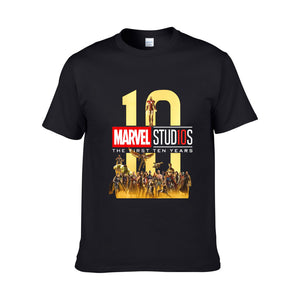 Marvel STUD10S  the first ten years Anniversary T-Shirt