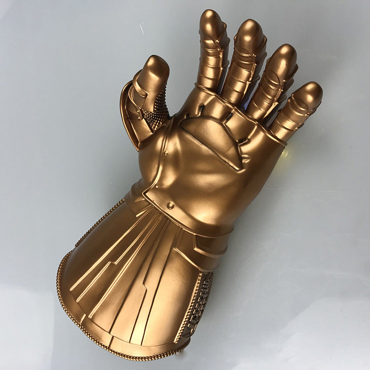 Avengers Thanos Sapphire Glowing Gloves